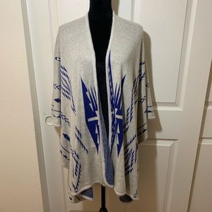 Charlotte Russe | Warm Winter | Shawl | Poncho